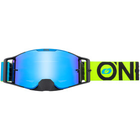 O'Neal B-30 Goggles bold-blue/neon yellow-radium red